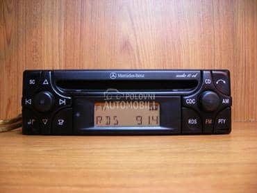 Cd radio za Mercedes Benz A Klasa, B Klasa, C Klasa ...