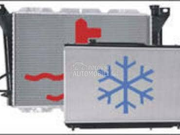 Hladnjak klime za Daewoo
