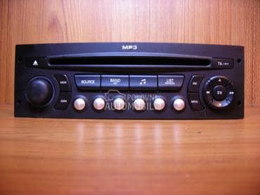 Fabricki cd mp3 za Peugeot 207, 307, Expert ...