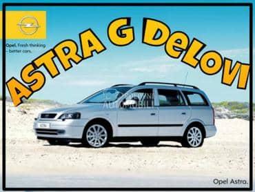 Delovi za Opela Astra G