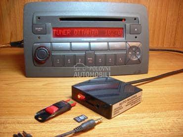 Emulator cd sarzera za Fiat 500, Brava, Bravo ...