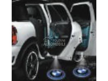 LED LOGO ZA VRATA za Mercedes Benz A Klasa, A 140, A 150 ...