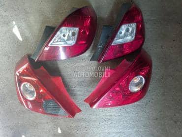 Stop lampe za Opel Corsa D