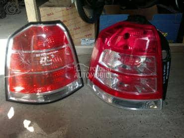 Stop lampe za Opel Zafira od 2005. do 2008. god.
