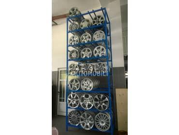 "Aluminijumske felne Razni modeli 15"" 5 x 112"