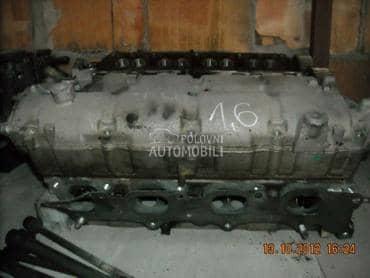 Glava motora 1.6 16v za Fiat Punto
