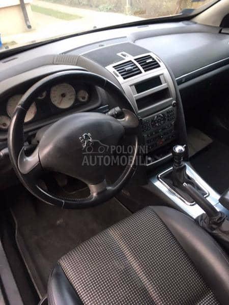Peugeot 407 karoserija mo