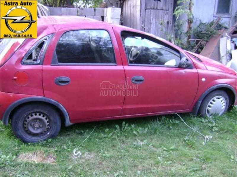 Delovi za Opel Corsa C