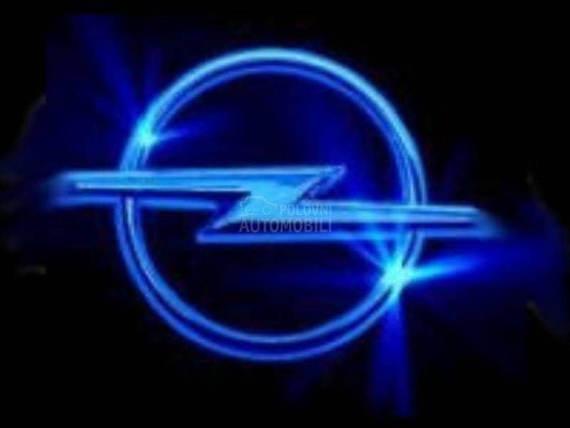 Delovi za Opel Corsa D