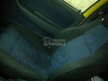 Suvozacevo sediste za Fiat Bravo