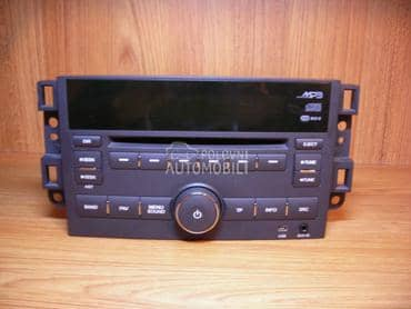 Fabricki cd MP3 za Chevrolet Aveo, Captiva, Epica ...