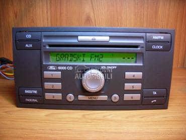 Fabricki cd radio za Ford C-Max, Fiesta, Galaxy ...