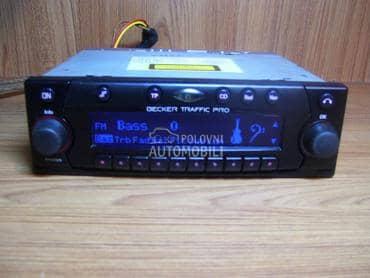 Becker CD radio za Volkswagen Bora, Buba, Caddy ...
