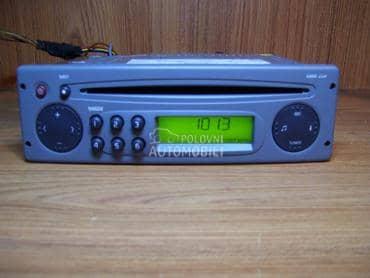 cd radio za Renault Clio, Thalia, Twingo