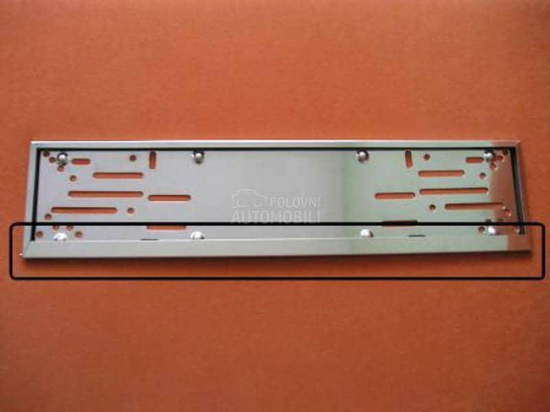 Okviri za tablice Inox