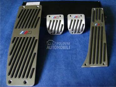 Pedale za BMW 114, 116, 118 ...