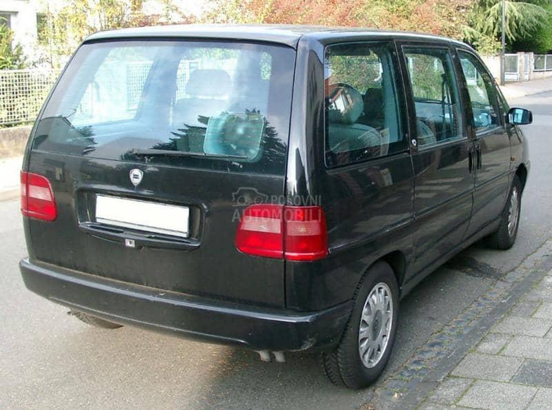 Lancia Zeta - kompletan auto u delovima