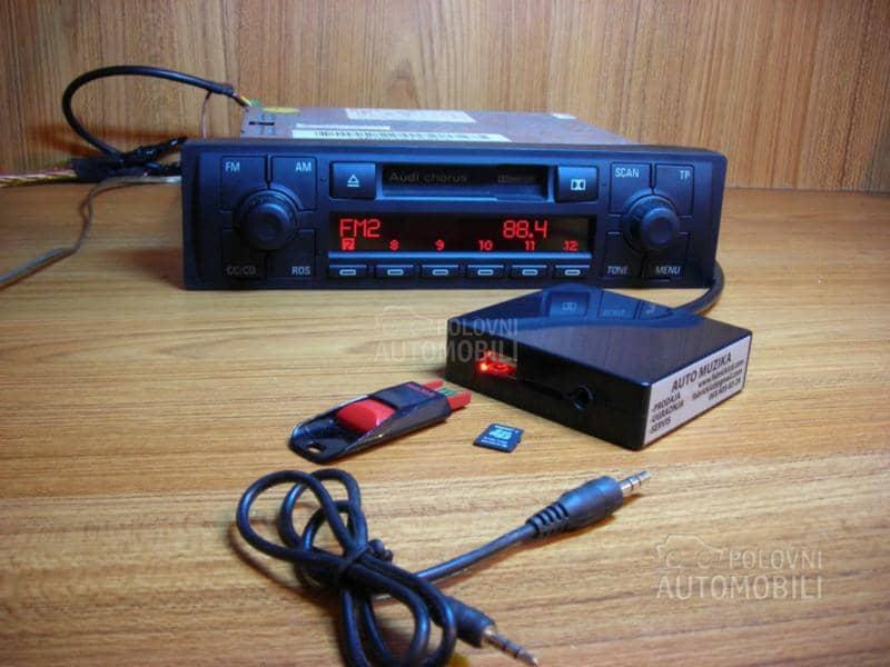 Adapter Emulator USB SD A