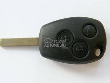 Kljuc za Renault Clio