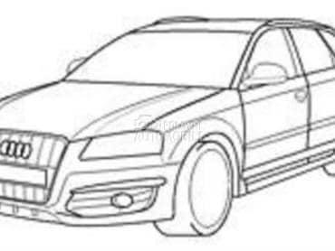 Novi delovi karoserije za Audi A3