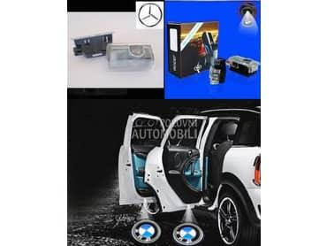 led logo za Mercedes Benz A Klasa, B Klasa, C Klasa ...