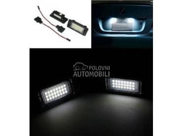 LED TIPSKE SIJALICE za Volkswagen Golf 4, Golf 5, Golf 6 ...