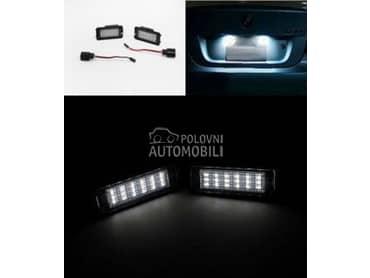 LED TIPSKE SIJALICE za Volkswagen EOS, Golf 4, Golf 5 ...