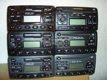 Cd radio za Ford Fiesta, Focus, Mondeo