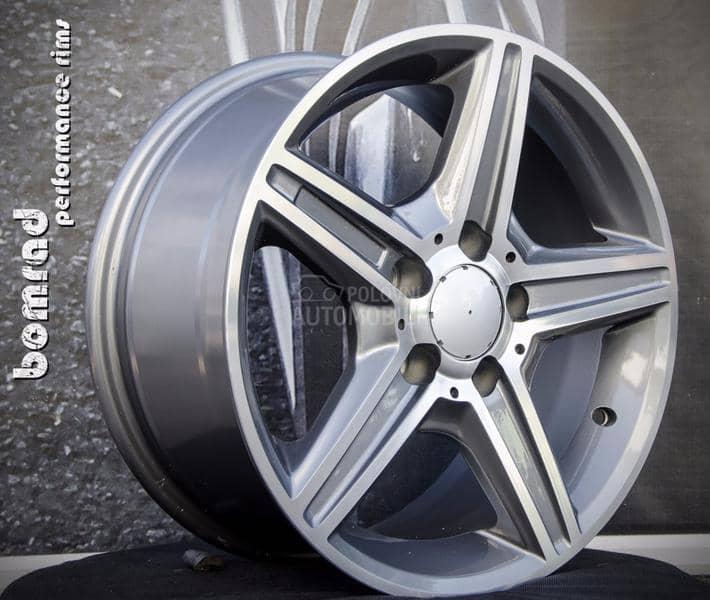 """Aluminijumske felne Mercedes 16"""" 5 x 112"""