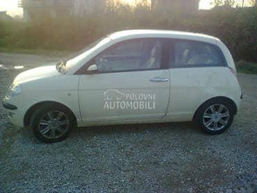 Lancia Ypsilon - kompletan auto u delovima