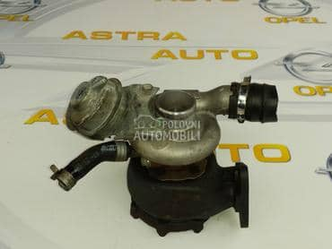 Turbina 81 kw za Opel Astra H