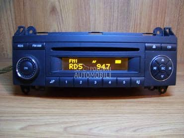 Radio cd za Mercedes Benz A 140, A 150, A 160 ...
