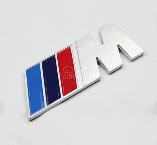 M znak aluminijum