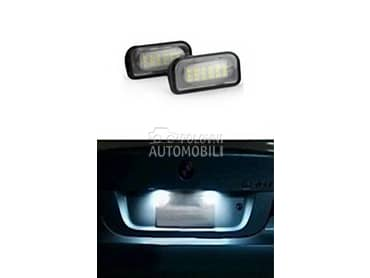 led tablice za Mercedes Benz C 180, C 200, C 220 ...