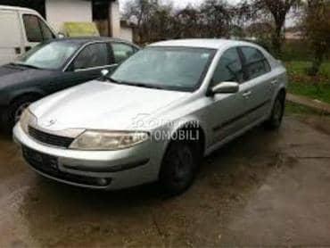 Anlaser za Renault Clio, Laguna, Megane ...