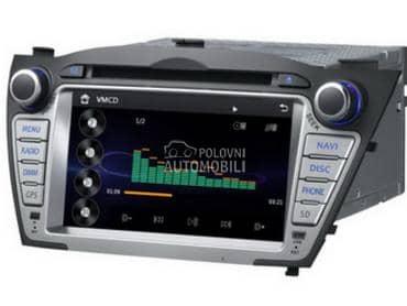 Multimedija za Hyundai ix35, Tucson od 2009. do 2013. god.