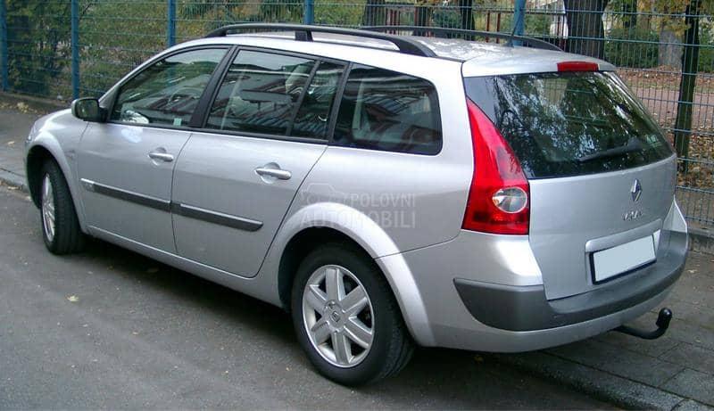 Renault Megane - kompletan auto u delovima