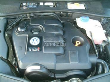Motor 1.9 TDI 74kw za Volkswagen Passat B5.5
