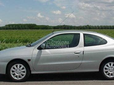 Krovni nosaci za Renault Megane
