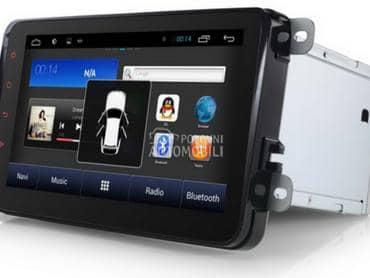 Multimedija, android za Volkswagen Amarok, Buba, EOS ...