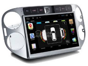Multimedija, android za Volkswagen Golf Plus, Tiguan, Touran