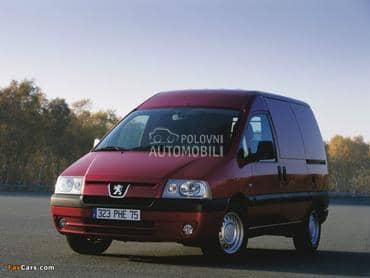Peugeot Expert - kompletan auto u delovima
