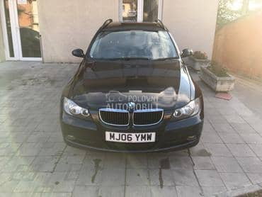 BMW 320 - kompletan auto u delovima