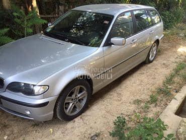 BMW E46 delovi
