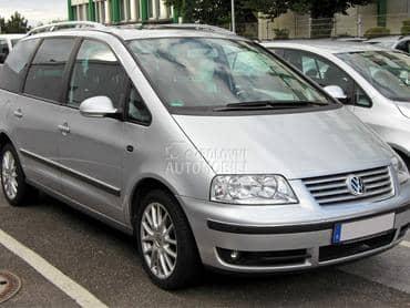 Delovi za Volkswagen Sharan