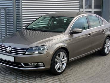Delovi za Volkswagen Passat B7