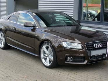 Delovi za Audi A5