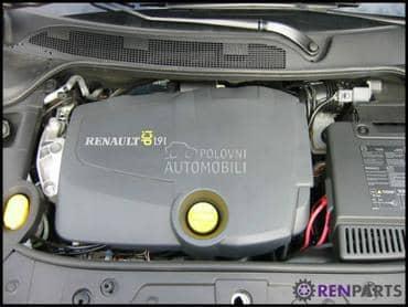 Turbine 1.9 dci 75 kw za Renault Avantime, Captur, Clio ...