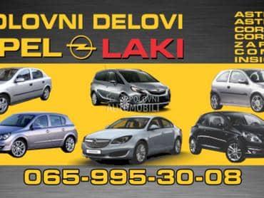 POLOVNI MOTORI I MENJACI za Opel Astra G, Astra H, Combo ...