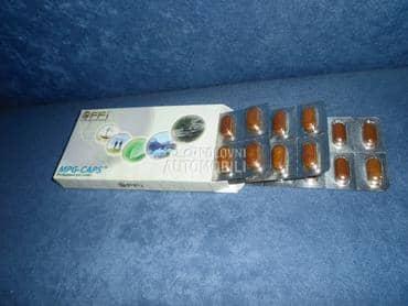 Tablete za gorivo MPG-cap